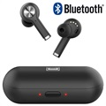 DobTech T1 TWS Mode Bluetooth 5.0 In-Ear Øretelefoner - Svart
