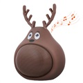 Forever Sweet Animal ABS-100 Bluetooth-høyttaler - Frosty