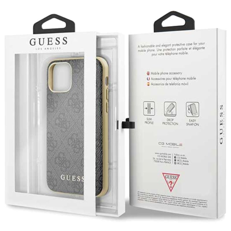 Guess Charms Collection 4G iPhone 11 Pro Max Deksel