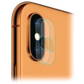 Hat Prince iPhone XS Max Kamera Linse Beskytter - 2 Stk.