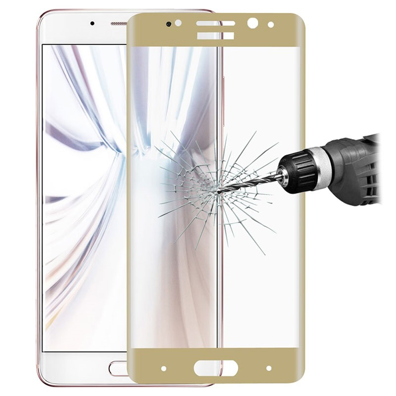Huawei Mate 9 Pro Hat Prince Curved Skjermbeskytter i Herdet Glass