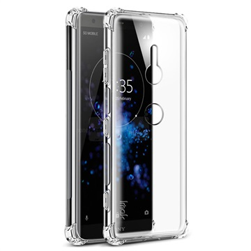 Imak Drop-Proof Sony Xperia XZ3 TPU-deksel