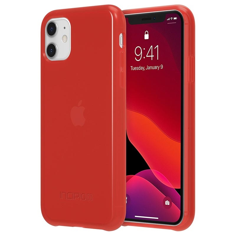 Incipio NGP Pure iPhone 11 Deksel - Rød