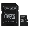 Kingston Canvas Select MicroSDHC Minnekort SDCS/32GB - 32GB