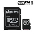 Kingston Canvas Select MicroSDXC Minnekort SDCS/256GB - 256GB