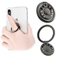 Kingxbar Swarovski 360° Rotation Smarttelefon Ring Holder