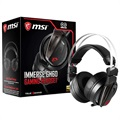 MSI Immerse GH60 Gaming-headset med Mikrofon - Svart