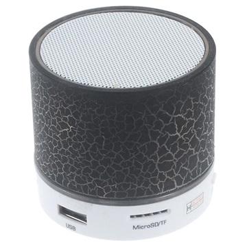 Bluetooth høyttaler med innebygd mikrofon Bærbar trådløs