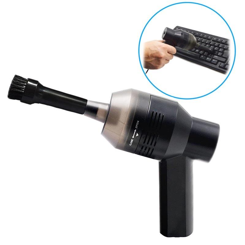 Mini Bærbar USB Støvsuger til Tastatur 3.5W