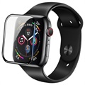 Nillkin 3D AW+ Apple Watch Series 5/4 Skjermbeskytter i Herdet Glass - 44mm - Svart