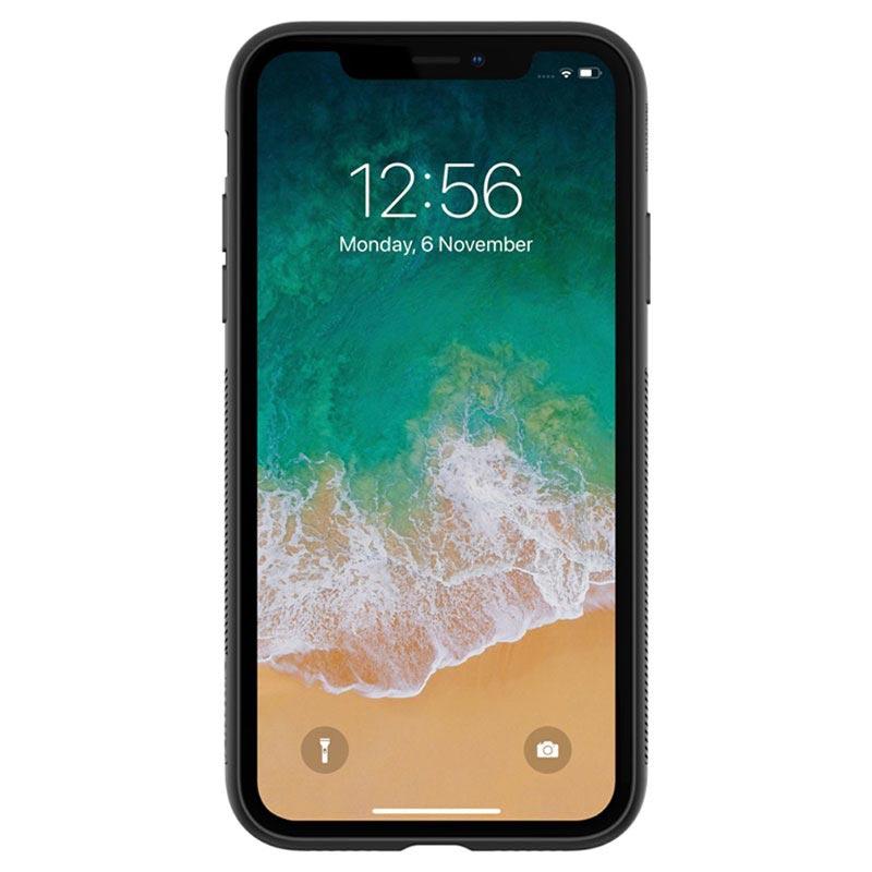 Nillkin Fancy iPhone XS Max Deksel Trådløs Lader 3 i 1 Kabel