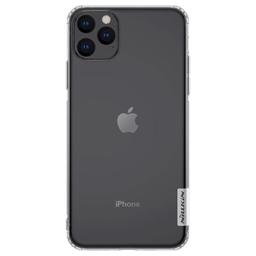 Nillkin Nature 0.6mm iPhone 11 Pro TPU-deksel - Gjennomsiktig