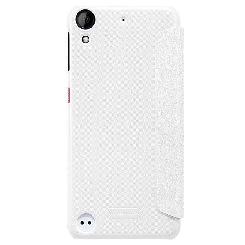 051fbdb846a Nillkin Sparkle Flip Veske til HTC Desire 530, Desire 630 - Hvit