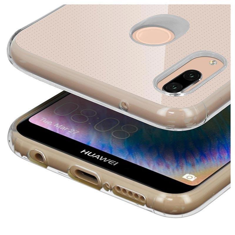 Huawei P20 Lite TPU Deksel 51992316 Gjennomsiktig