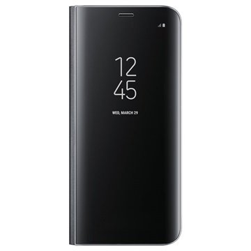 Super Samsung Galaxy S8+ Clear View Deksel EF-ZG955CB OX-17