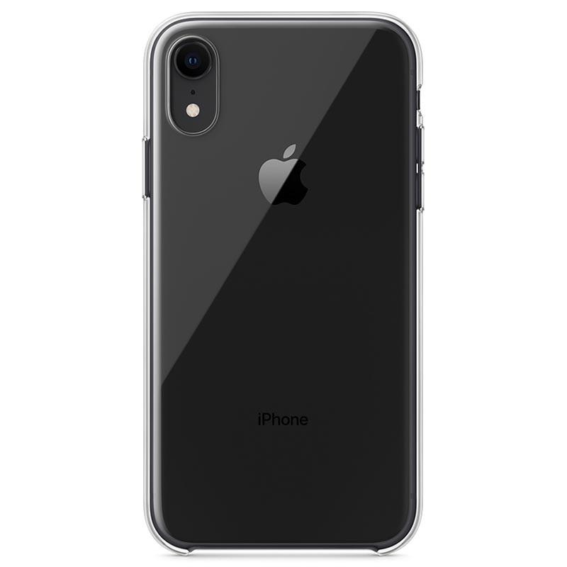 Deksel til iPhone XR – Clear Apple (NO)