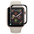 Panzer Buet Apple Watch Series 4 Skjermbeskytter i Silikatglass