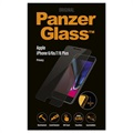 PanzerGlass Privacy iPhone 6/6S/7/8 Plus Skjermbeskytter i Herdet Glass