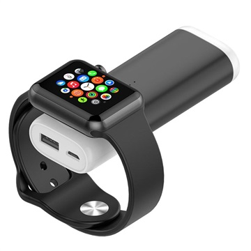 Bærbar Apple Watch Trådløs Lader / Powerbank