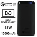 Puro 10000mAh Power Delivery Type-C Powerbank - 18W