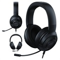 Razer Kraken X 7.1 Cross-Platform Gaming Headset - Svart