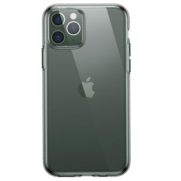 Rock Ultrathin iPhone 11 Pro TPU-deksel - Gjennomsiktig