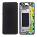 Samsung Galaxy S10 Frontdeksel & LCD-skjerm GH82-18850A
