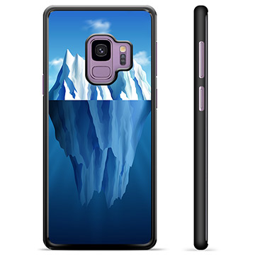 Samsung Galaxy S9 Beskyttelsesdeksel - Isfjell