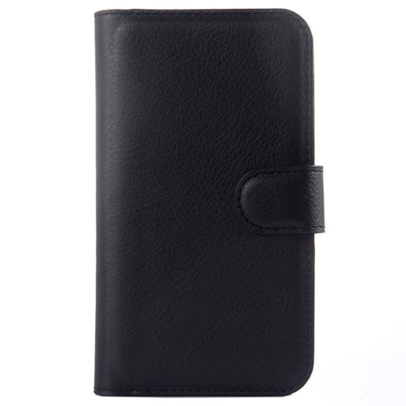 Billig Galaxy Xcover 3 Book Style Flippveske i Svart