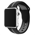 Apple Watch Series 5/4/3/2/1 Silikonreim - 38mm, 40mm