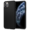 Spigen Liquid Air iPhone 11 Pro TPU-deksel - Svart