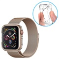 Spigen Liquid Crystal Apple Watch Series 5/4 TPU-deksel - 40mm - Klar