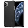 Spigen Thin Fit iPhone 11 Pro Max Deksel - Svart