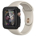 Spigen Tough Armor Apple Watch Series 5/4 Deksel - 44mm - Svart