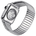 Apple Watch Series 5/4/3/2/1 Rustfritt Stål Expansion Armbånd