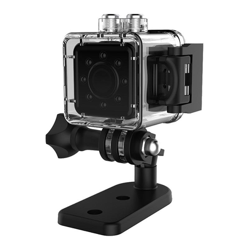Super Mini Full HD Actionkamera med Nattsyn SQ13 Svart