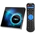 T95 Smart 6K Android 10.0 TV Box med Kodi 18.1 - 4GB RAM/64GB ROM