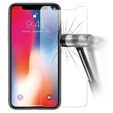 iPhone XR Skjermbeskytter i Herdet Glass - 9H, 0.3mm - Matt