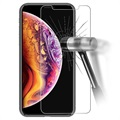 iPhone XS Max Skjermbeskytter i Herdet Glass - 9H, 0.3mm - Klar