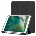 Tri-Fold Series iPad Air (2019) / iPad Pro 10.5 Folio-etui - Svart