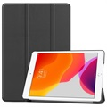 Tri-Fold Series iPad 10.2 Smart Folio-etui - Svart