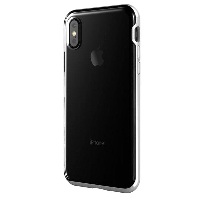 Iphone x vrs design crystal bumper deksel s lv gjennomsiktig - Deksel x ...