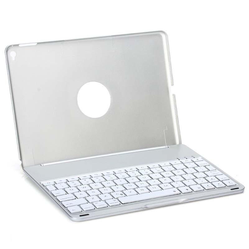 Finn et sølv Witspad F8S tastatur til iPad Air 2 | MTP