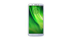 Motorola Moto G6 Plus smarttelefon (nimbusblå