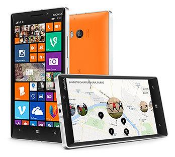Heftig Windows-mobil: Nokia Lumia 930