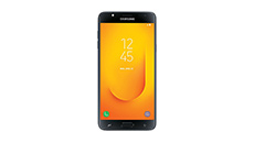 Samsung Galaxy J7 Duo Ladere