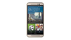 HTC One M9 Etui & Veske