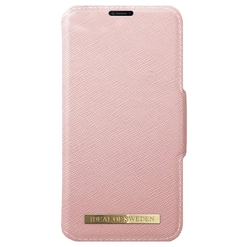 iphone x ideal of sweden fashion lommebok deksel rosa. Black Bedroom Furniture Sets. Home Design Ideas