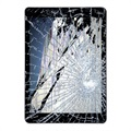iPad 9.7 Display Glas & Touch Screen Reparasjon - Svart