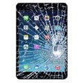 iPad mini 2 Display Glas & Touch Screen Reparasjon - Svart